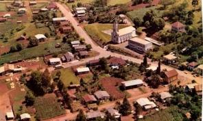 Foto aerea antiga