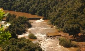 Barragem do Rio Guaporé