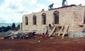 Construcao do Centro Administrativo