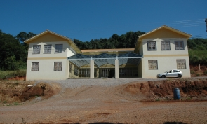 Construcao Escola Borges de Medeiros