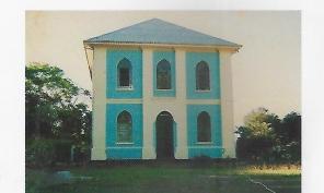 Antiga Casa Paroquial